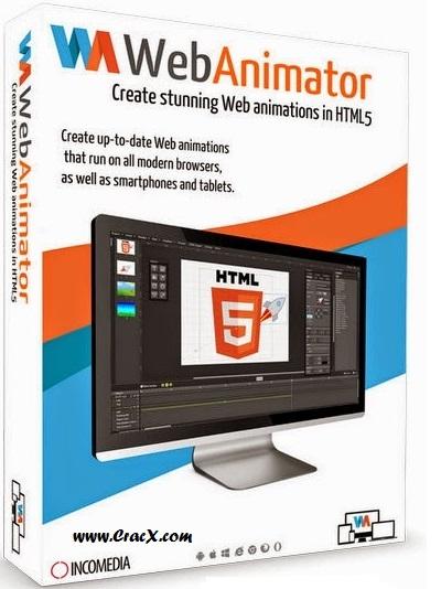 WebAnimator Plus Crack + Serial Keygen Patch Free Download