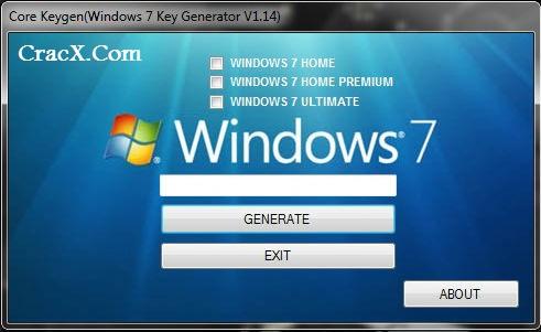 windows 7 ultimate crack key