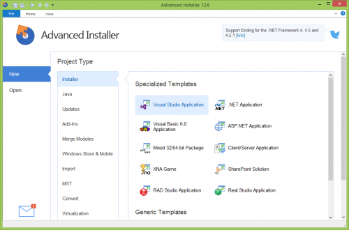 Advanced Installer Architect 12.6 Serial Keygen Free Download