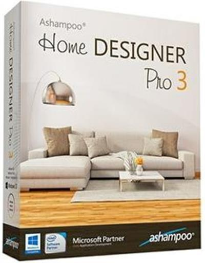 Ashampoo Home Designer Pro 3 Crack, Keygen Free Download