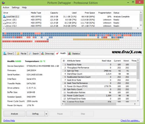 Defraggler Pro 2.19 Latest Version Key Full Free Download