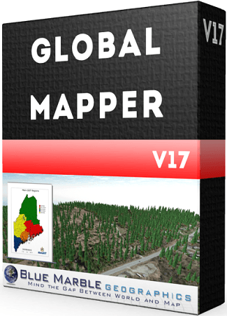 Global Mapper 17 Full Patch + Crack Serial key Free Download