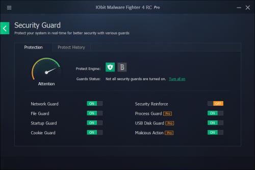 IObit Malware Fighter Pro 4 Registration Code Full Download
