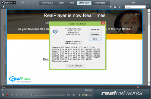 RealPlayer 16 Plus License Key Activator + Patch Free Download