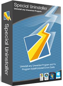 Special Uninstaller 3 Crack + Serial Key Keygen Free Download