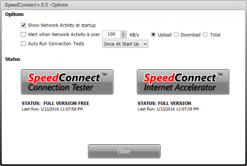 SpeedConnect Internet Accelerator 8.0 Activation Key Download