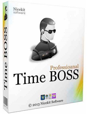 Time Boss Pro Crack 3.12.001 Serial Keys Full Free Download