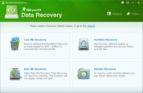 iSkySoft Data Recovery Crack 1.3 Serial Number Free Download