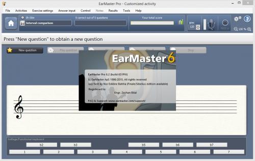 Earmaster Pro 6 Serial Key