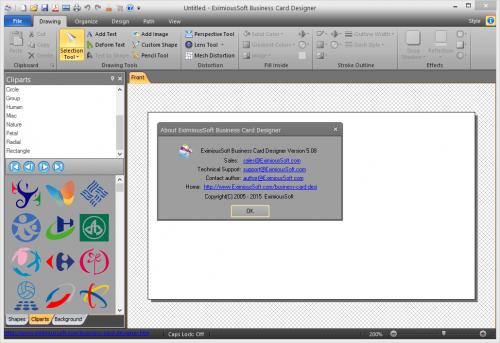 EximiousSoft Business Card Designer 5.08 Crack Patch Download