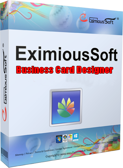 EximiousSoft Business Card Designer 5.08 Full Serial Crack Download