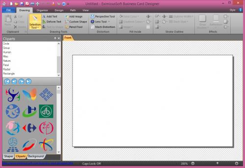 EximiousSoft Business Card Designer 5.08 Serial Key Download