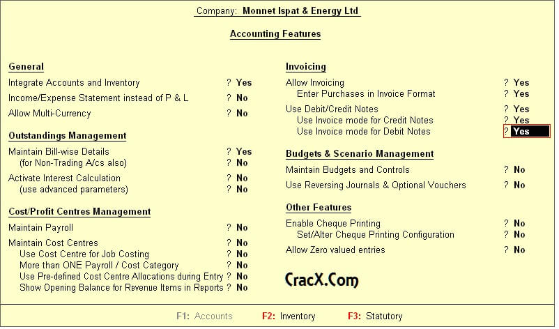 Tally ERP 10 Crack and Keygen Full Free Download