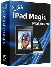 Xilisoft iPad Magic Platinum 5.7.9 Crack License Code Download