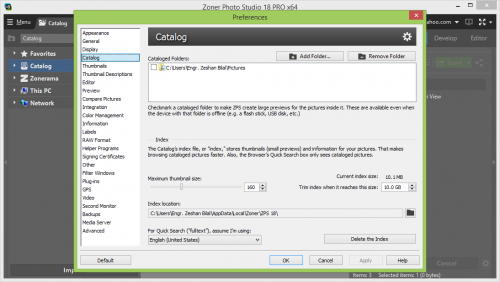 Zoner Photo Studio Pro 18.0 Keygen + Patch Full Free Download