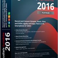Audials Tunebite 2016 Platinum Crack & Serial Key Download