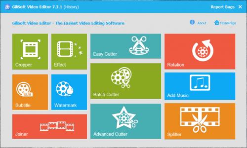 GiliSoft Video Editor 7.2.1 Serial Keygen, Patch Full Free Download
