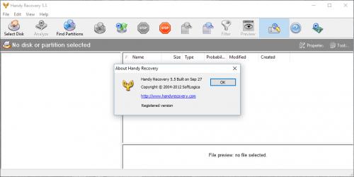 Handy Recovery 5.5 Keygen + License Key Full Free Download