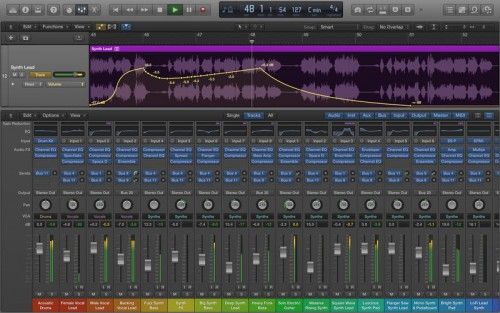 Logic Pro X 10.2.2 Keyge Mac OSX Latest Version Free Download