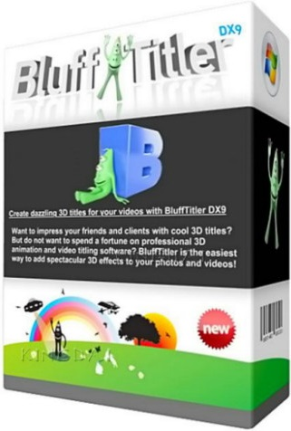 Outerspace BluffTitler Easy 12.2.0.6 Crack + Patch Download