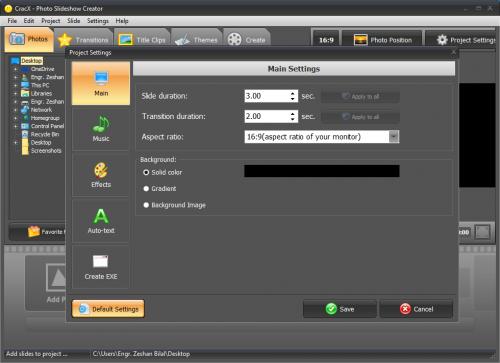 Photo Slideshow Creator 4.31 Keygen + Crack Free Download