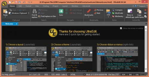 UltraEdit 23 Serial Key + Patch Full Version Free Download