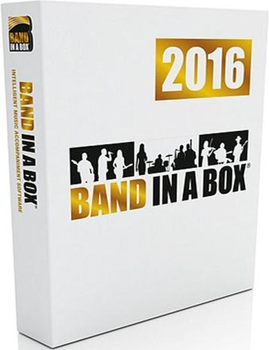 Band in a Box 2016 Serial Number & Crack Free Download