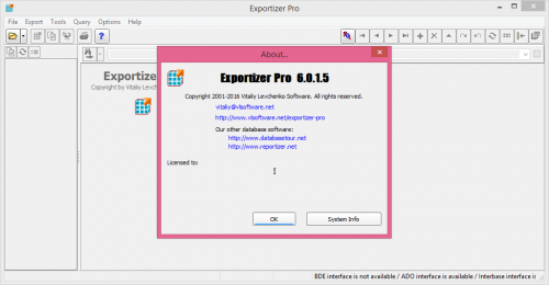 Exportizer Pro 6 Full Crack + Activator Free Download