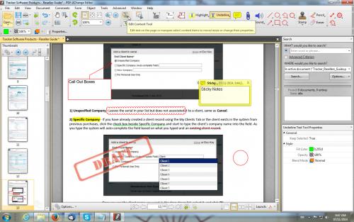 pdf xchange editor license key crack