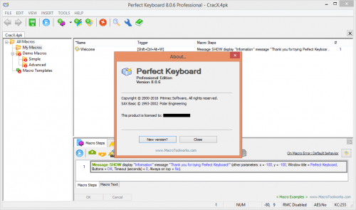 Perfect Keyboard Pro 8.0 Patch + Crack Activator Download