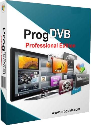 ProgDVB Pro 7.13.1 Crack & Serial Number Free Download