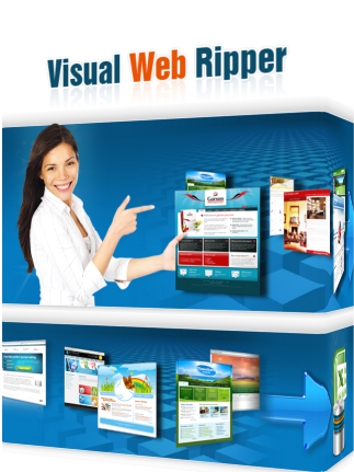 Visual Web Ripper 3.0.10 Crack & Serial Key Free Download