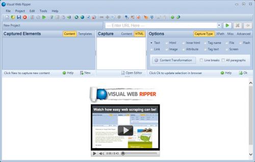 Visual Web Ripper 3.0.10 Keygen + Serial Key Free Download