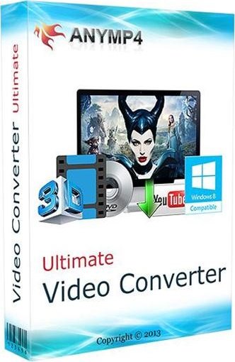 AnyMP4 Video Converter Ultimate 7.0.28 Crack Keygen Download