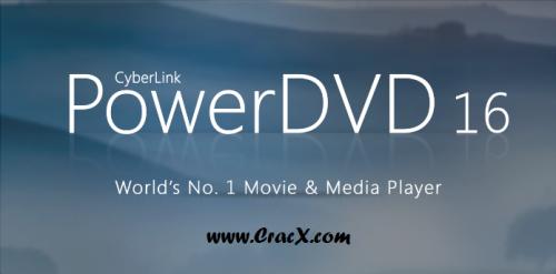 CyberLink PowerDVD Pro 16 Crack & Keygen Full Download