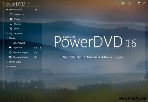 CyberLink PowerDVD Pro 16 Keygen + Patch Full Download