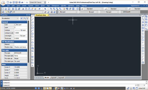 GstarCAD 2016 Serial Number + Patch Full Free Download