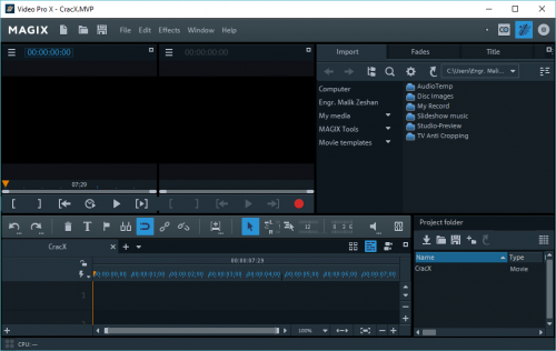 MAGIX Video Pro X8 Serial Key + Patch Full Free Download