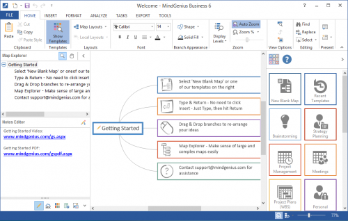 MindGenius Pro 6.1 Patch + Serial Number Full Free Download