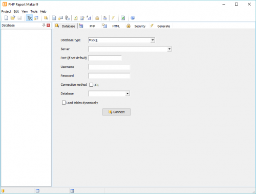 PHP Report Maker 9 License Key + Patch Free Download