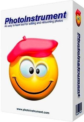 PhotoInstrument 7.5 Crack + Serial Key Free Download