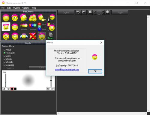 PhotoInstrument 7.5 Keygen + Crack Final Free Download