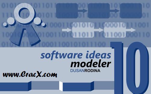 Software Ideas Modeler 10 Crack + Keygen Free Download