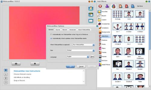 WebcamMax 8.0.0.2 Patch + License Key Free Download