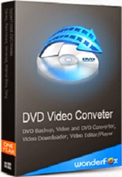 WonderFox DVD Video Converter 9.0 Crack Keygen Download