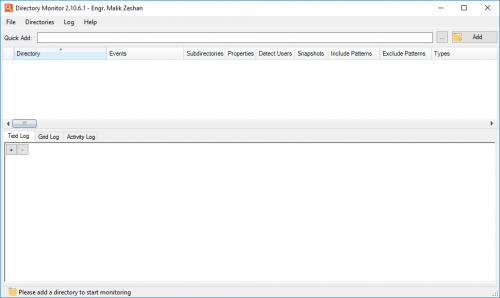 Directory Monitor Pro 2.10.6.1 Keygen + Patch Download