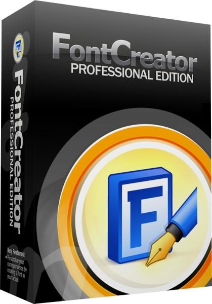 FontCreator 10 Professional Edition Crack & Keygen Download