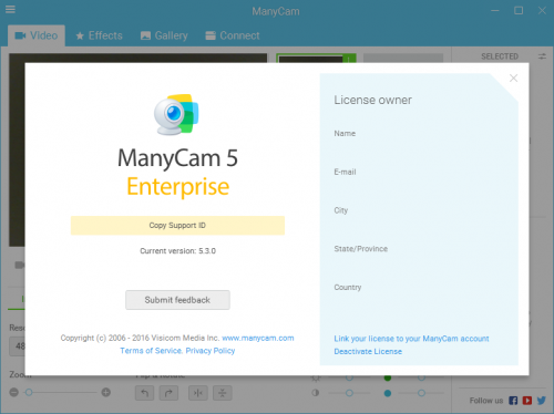 ManyCam 5.3.0 Enterprise Full Crack Patch Free Download