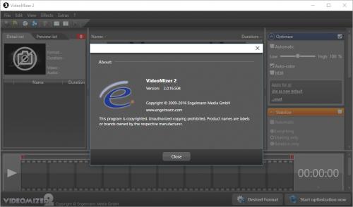Videomizer 2.0 Crack Serial Number Final Full Download