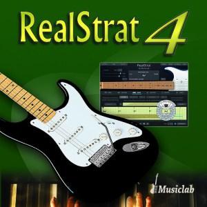 Music Lab RealStrat 4 Crack Patch & Keygen Download